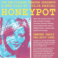 """""""Honeypot"""" – new play by Julia Pascal – Flyer"""