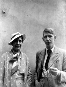 Literature: W.H. Auden in Ledbury