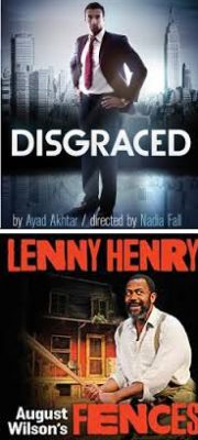 Disgraced/Fences – Carole Woddis.