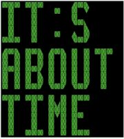 ASC Gallery | It's About Time | PV 1 November | 6-9pm