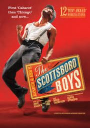 The Scottsboro Boys (Young Vic, London) – review by Carole Woddis.