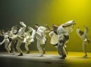 SUN by Hofesh Schechter Company – Sadler's Wells Theatre