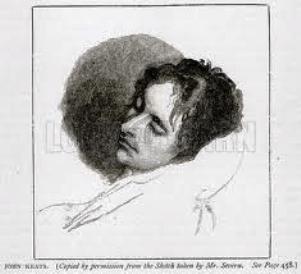 keats death