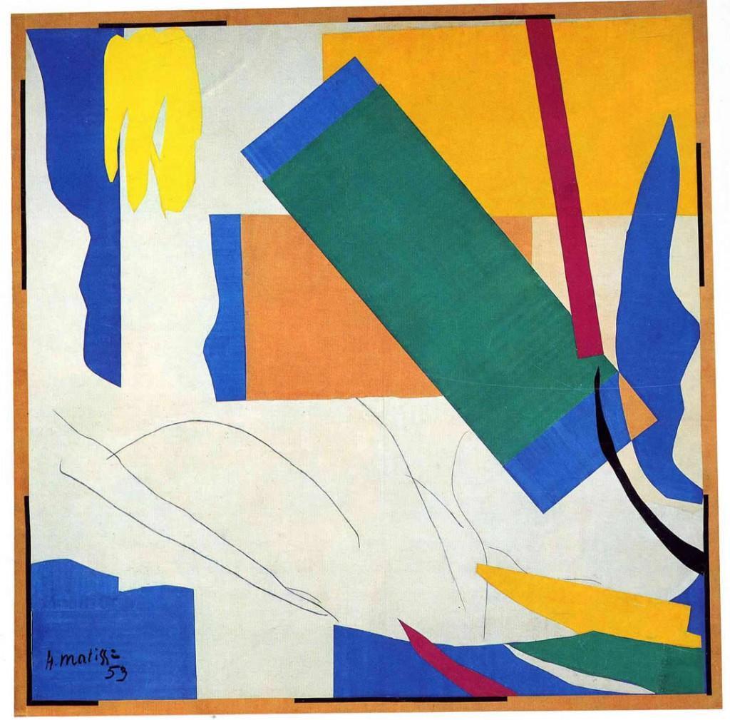 Henri Matisse, Memory of Oceania, 1952-3