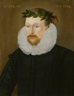 NPG 776; Michael Drayton by Unknown artist
