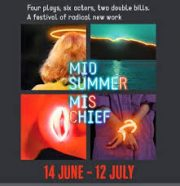 Midsummer Mischief (The Other Place, Stratford-upon-Avon) – review by Carole Woddis.