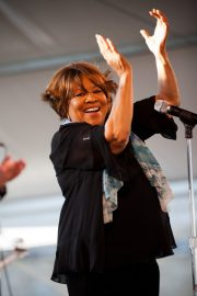 Mavis Staples. Lincoln Center. White Light Festival. Review by Julia Pascal.