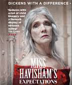 Miss Havisham's Expectations, Trafalgar Studios. Review by Julia Pascal.