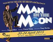'Man in the Moon' by Pearse Elliott. Review by Barbara Lewis.