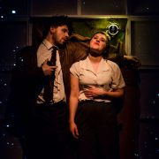 Shooting with Light (New Diorama Theatre, London) – review by Carole Woddis.