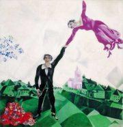 Chagall Retrospective, Musees Royaux des Beaux-Arts de Belgique.