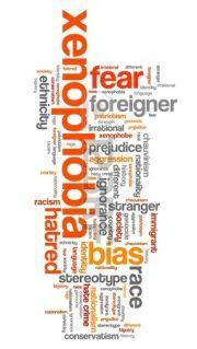 Xenophobia. John Snelling.
