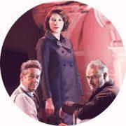 Orson's Shadow (Southwark Playhouse, London) – review by Carole Woddis.