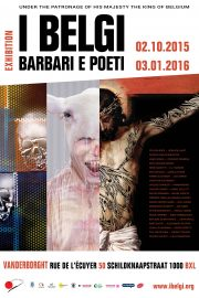 I Belgi, Barbari e Poeti, Espace Vanderborght, Brussels. Review by Barbara Lewis.
