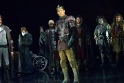 Henry V (Barbican Theatre, London) – review by Carole Woddis.