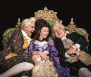 Mr Foote's Other Leg (Theatre Royal Haymarket, London) – review by Carole Woddis.
