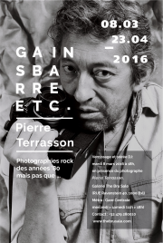 Pierre Terrasson: Gainsbarre etc, Brussels. Review by Barbara Lewis.