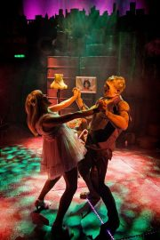 The Toxic Avenger, Southwark Playhouse. Review by Barbara Lewis.