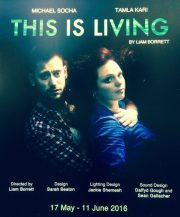 'This Is Living' by Liam Borrett. Review by Ilinca Cantacuzino.