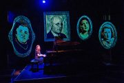 The Pianist of Willesden Lane, St. James Theatre, London. Review by Barbara Lewis.