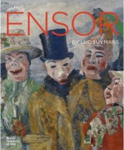Intrigue, James Ensor, Royal Academy. Review by Barbara Lewis.