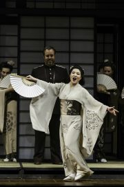 Madame Butterfly, Welsh National Opera, Cardiff. Review by Barbara Lewis.
