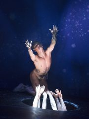 Project Polunin, Sadler's Wells Theatre. Review by Primrose MacFay.