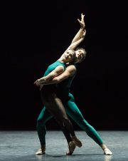 Sadler's Wells and ENB: Bausch, Forsythe, Van Manen. Review by Primrose MacFay