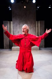 The Cardinal, Southwark Playhouse. Review by Barbara Lewis.