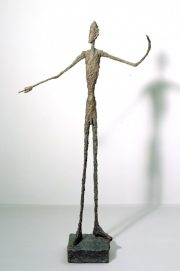 Giacometti at the Tate Modern. Review by Jane McChrystal.