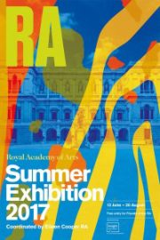 The Summer Exhibition at the Royal Academy, 2017, Burlington House, Piccadilly. Review by Jane McChrystal.