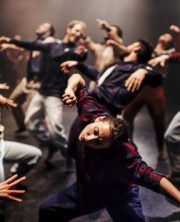 Hofesh Shechter: Grand Finale *****, Sadler's Wells. Review by Primrose MacFay.