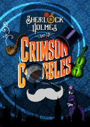 Sherlock Holmes and the Crimson Cobbles, The Chipping Norton Theatre. Review by Barbara Lewis
