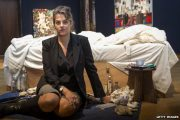Tracey Emin, My Bed and JMW Turner. Turner contemporary Margate. Review by Fiona Sinclair.