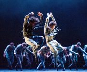 The Royal Ballet with Twyla Tharp, Arthur Pita, Hofesh Schechter.