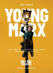 Young Marx at The Bridge Theatre. Review by Jane McChrystal.