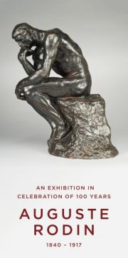 Auguste Rodin at One Canada Square. Review by Jane McChrystal.