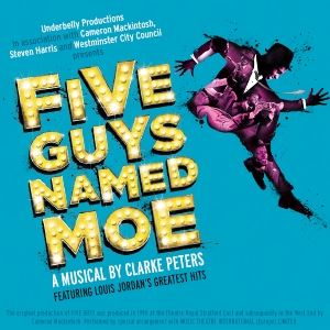 Five Guys Named Moe, Marble Arch Theatre. Review by  Julia Pascal.