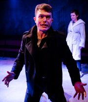 East by Steven Berkoff, King's Head Theatre. Review by Julia Pascal.