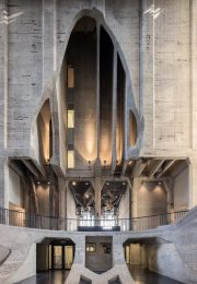 Zeitz MOCAA, Cape Town, by Barbara Lewis.