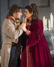 Tosca, Welsh National Opera, Cardiff. Review by Barbara Lewis.