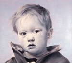 Billy. Oil on canvas.  2003. 45 x 52 cm.