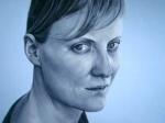 Delia. Oil on canvas. 2005. 80 x 100 cm.