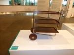 tea trolleys 90 years apart