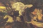 'Elfentanz im Erlkönig'  (1843-4)  by Moritz von Schwind