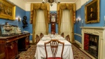 Dining Room, Credit, Newangle Copyright, Charles Dickens Museum.