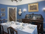 Dining Room - Credit, Siobhan Doran Photography Copyright, Charles Dickens Museum.