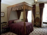 Master Bedroom. Credit, Siobhan Doran Photography Copyright, Charles Dickens Museum.