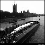 Concorde's last journey, Westminster