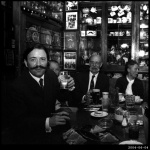 Handlebar Moustache Club, Marylebone